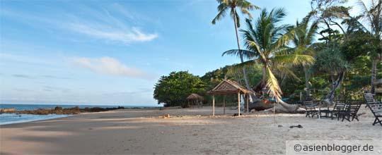 Relax Bay  Koh Lanta - Schöner privatstrand des Relax Bay Resorts