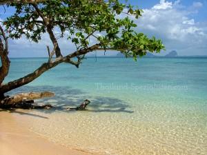 Nahezu unbewohnt - die Insel Koh Nghai